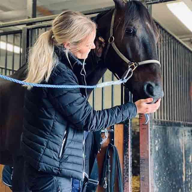 Hästmassör och Hästmassage i Skåne med fokus på Vellinge - Höllviken - Skanör och Falsterbo - Jag masserar hätar förebyggande och vid skada i Malmö och Trelleborg